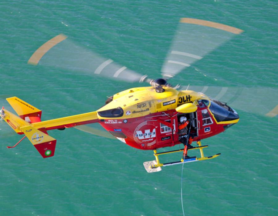 Canterbury West Coast Air Rescue Trust Image